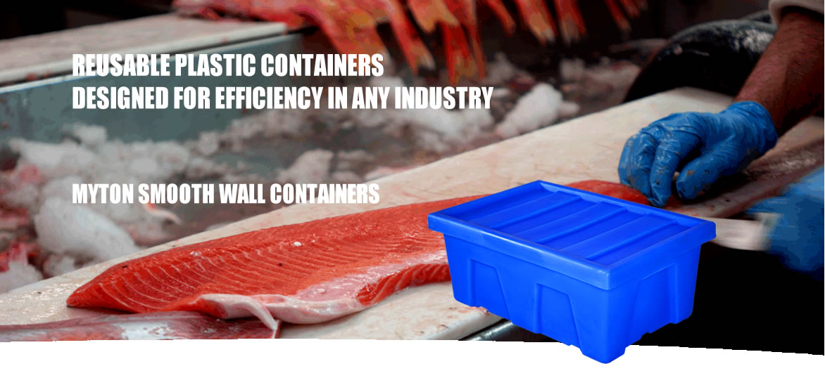 Myton smooth wall containers that meet FDA requirements
