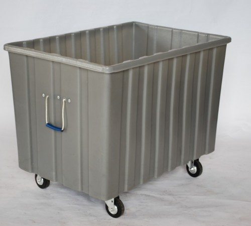 MTE-H SERIES BULK CART WITH CASTERS