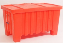 RIBBED WALL CONTAINERS