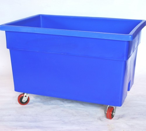 MTX-H SERIES BUSHEL TRUCK WITH CASTERS