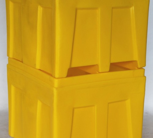 SO-3626 STACK ONLY PLASTIC CONTAINER