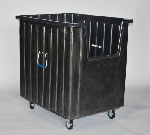 MTV-H SERIES BUSHEL TRUCK WITH CASTERS AND HANDLES