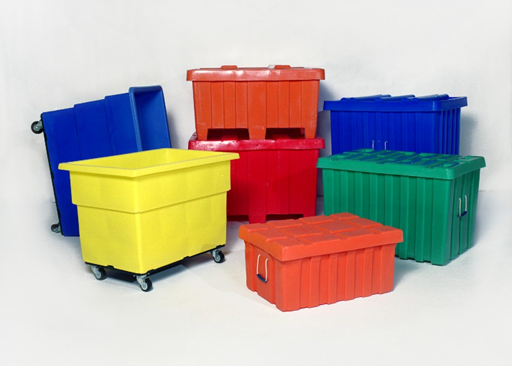 plastic container color options