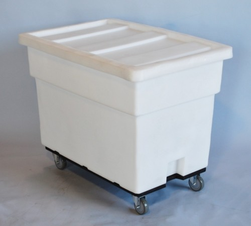 MTB-H  SERIES BUSHEL TRUCK WITH CASTERS AND LID