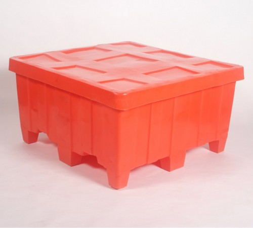 MTG-SERIES RIBBED WALL PLASTIC CONTAINER