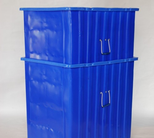 MTH-SERIES RIBBED WALL PLASTIC CONTAINERS