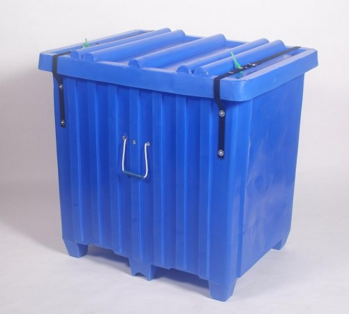 MTH-SERIES RIBBED WALL PLASTIC CONTAINER