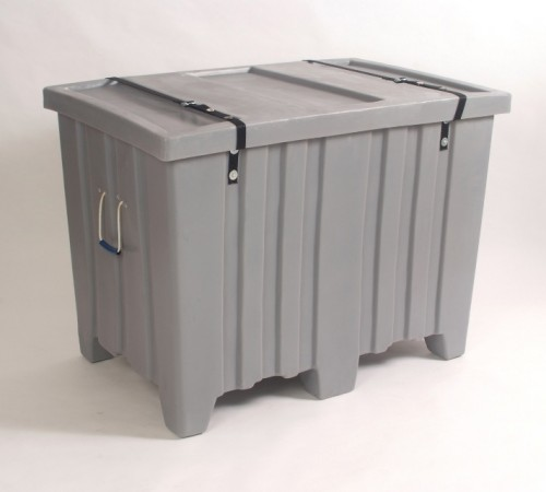 MTR-SERIES RIBBED WALL PLASTIC CONTAINER