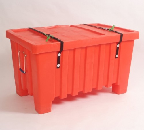 MTW-SERIES RIBBED WALL PLASTIC CONTAINER
