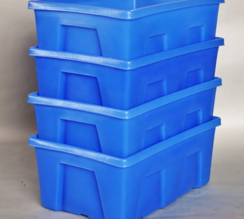 MTA-SERIES SMOOTH WALL PLASTIC CONTAINERS