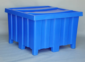 MTD – SERIES RIBBED WALL CONTAINER