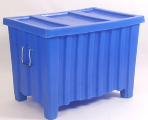 MTE – L   SERIES RIBBED WALL CONTAINER