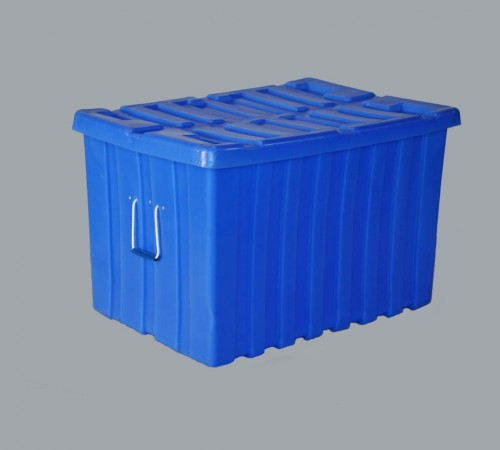 MTE-SERIES RIBBED WALL PLASTIC CONTAINER