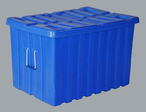 MTE – SERIES RIBBED WALL CONTAINER