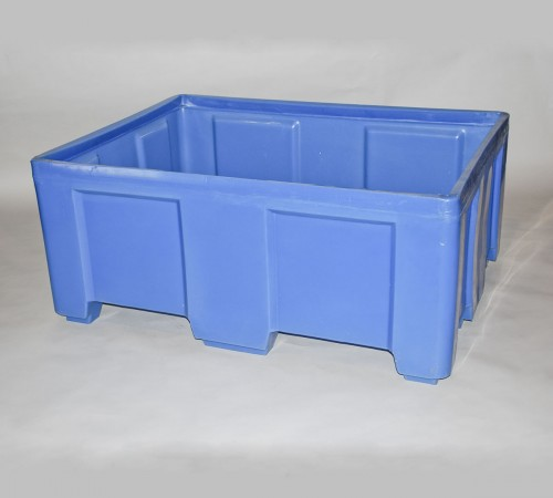 SO-5038 STACK ONLY PLASTIC CONTAINER