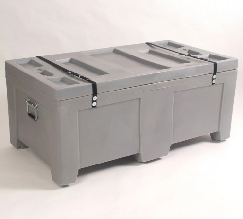 SO-5524 STACK ONLY PLASTIC CONTAINER