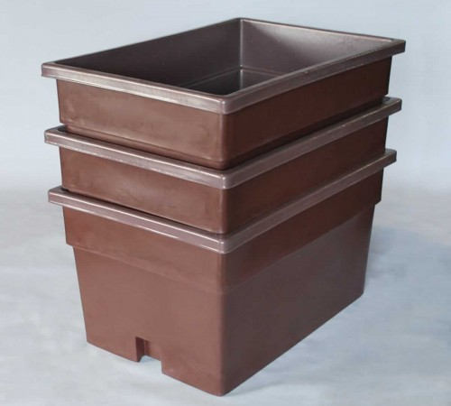 MTX-SERIES SMOOTH WALL CONTAINER NESTED