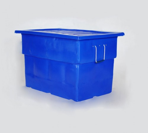 MTF-SERIES SMOOTH WALL PLASTIC CONTAINER