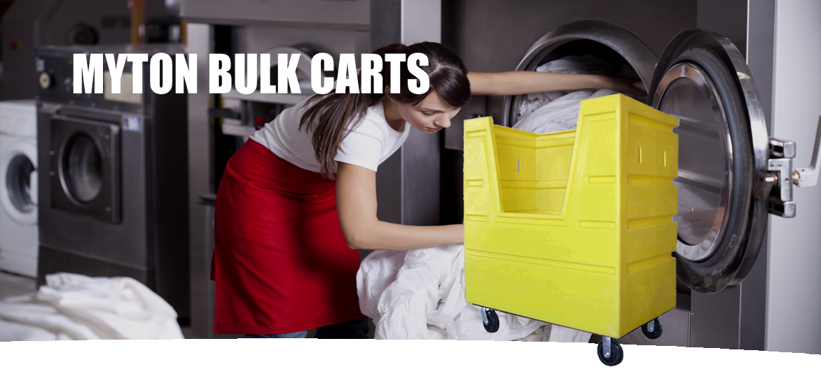 bulk carts and utility trucks