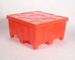 MTG-SERIES RIBBED WALL CONTAINER