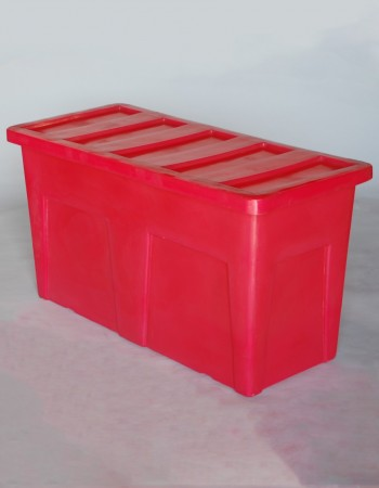 SW-5530 SERIES SMOOTH WALL  REUSABLE PLASTIC SHIPPING CONTAINER